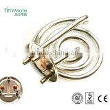 stainless steel surface polished mini coil heater for kettle                                                                         Quality Choice