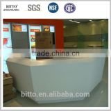 artificial granite stone solid surface kitchen countertop slabs