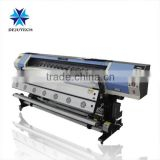 1.9 m factory price with double printhead Dx5 textile printer , high quality textile printer