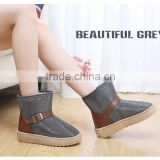 CATWALK-B-11030-2 ladies boots 2014 fashion winter snow boots/casual snow woman boot/shoe manufacturer/shoe factory direct