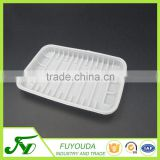 Rectangular customized PP plastic 2518 fresh fruit box