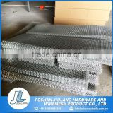 High quality new design for decoration automotive hexagonal pattern aluminum expanded metal mesh