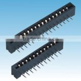 2.54mm pitch zif v/t smd type LCD FFC/FPC connector & FFC flat cable with CE FCC certificated