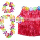 New Hot Sale Hawaiian For Woment & Grass Skirt Material BWG-7010