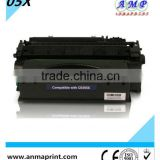 universal China compatible Toner Cartridge CE505X Laser Printer Cartridge for HP Printers bulk buy from china