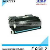 China manufacturer of office supply laser printer cartridge toner S051111 compatible toner cartridge for Epson printer