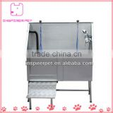 Stainless Steel Pet Dog Bath Tub