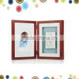 Hotsale baby handprint photo frame art kit