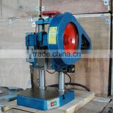 2000kg small type eyelet punching machine with good price