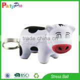 Partypro Best Selling Hot Chinese Products Dairy Cattle for Sale PU Cow Shape Stress Toy