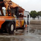 used belotti 45t container reach stacker new arrived hot sale in china