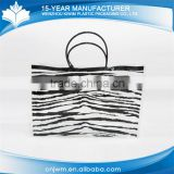 30X25X10CM newly developed wenzhou clear plastic pvc tote bag bag