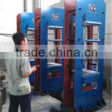 Hydraulic Type Forklift Solid Tyre Press / Tire Vulcanizing Press