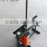 hot sale environmental portable durable water treadle pump for farm or garden irrigation use