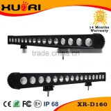 Factory price waterproof IP68 single row led light bar 160W 28 inch 4x4 offroad light bar led light bar cover