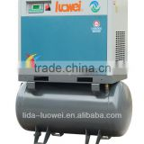 Scroll air compressor with 270L tank 10HP/20HP