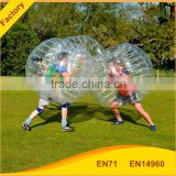 Factory! High quality Kids and Adults Bubble Soccer, Inflatable soap football                                                                         Quality Choice