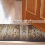 polyester printing rubber mat polyester kitchen cabinet doors rubber backing rubber floor mat