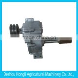 Mechanical Power Transmission Industrial Mechanical PC Motor Helical Electric Gearbox                                                                         Quality Choice