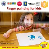 With 12 classic colors DIY game toy for kis color paint
