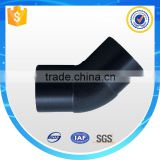 HDPE Type Thin Wall Pipe fittings for Water Supply Pipe