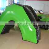 Customized unique design Inflatable paintball arena for game