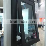 Moser Aluminum windows and door Manufacture AS 2047 AS2208 Double glass Aluminum Awning window