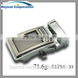 2015 High quality automatic belt buckle two parts combined for men with low price
