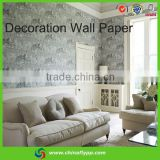 Shanghai Supplier 3d design effect living room walls paper 3d wallpaper for home decoration