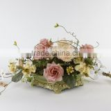 Wholesale real touch wholesale wedding decoration, wedding decorating arrangements artificial flower