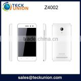Z4002 4.0 inch china cheapest 4g android phone mobile wholesale price handphone