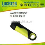 portable waterproof torch light