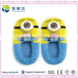 Plush Stuffed Doll Soft Toy Figure Minion Slippers Shoes                                                                         Quality Choice