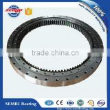 China High Precision Single 012.75.4000 Four Point Contact Ball Slewing Ring Bearings Wind Generator Slewing Bearing