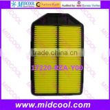 High quality air filter cabinfilter for 17220-RZA-Y00 17220RZAY00