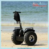 Eco Friendly Standing Up Motorcycle Bicycle Self Balancing Personal Electric Vehicle Transporter