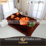 2016 trend High Grade 100% Polyester Soft Warm Mink Bedding Set,chinese factories,cheap wholesale blankets,home textile