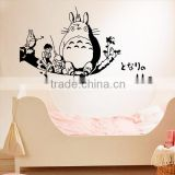 New My Neighbor Totoro Anime Wall Decal Japanese Waterproof Vinyl Multifunction Decorative Sticker YIFEIKMD02