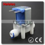 Water dispenser solenoid valve electric water valve induction heating machine for crank pin hardened