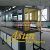 PVC floor panel making machine/wood plastic floor machine/pvc floor tile machine