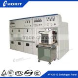 Manufacturer of 11KV 12kv KYN28 Medium voltage MV withdrawable metal clad switchgear