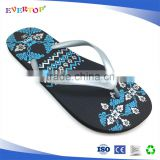 2017 cheap wholesales rubber footwear beach women Slipper Slide shoes Women beach flip flops