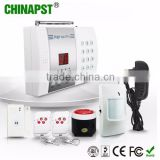 China Wholesale 99 wireless zones home and business monitoring house security wireless burglar alarm system PST-TEL99EG