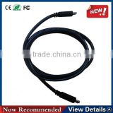 2015 Newest USB 3.1 Date Cable Type C Male to Type C Male