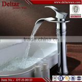 sliver best quality wash hand faucet, brass faucet for marble basin, jiangmen faucets bathroom