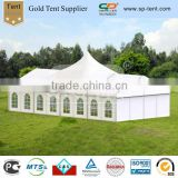 10X20 water proof outdoor clear roof indian wedding tent for sale