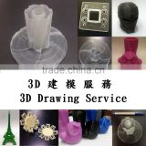 3d modelling services; 3d drawing service