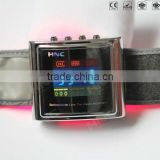 Hand wear laser watch hypertension therapy device