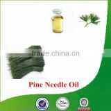 Factory supply 100% natural & pure competitive-price Pine needle oil, CAS 8021-29-2, fir needle oil