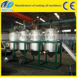 Soybean oil refining machine/cooking oil refining machine/vegetable oil refining machine